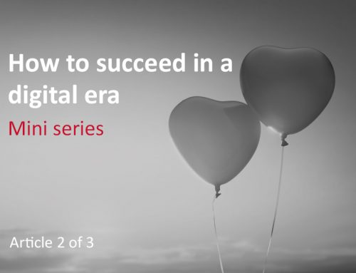 Digitisation is transforming the sales and marketing relationship – are you ready?