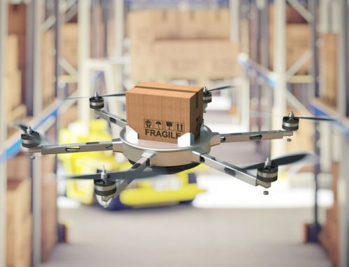 The age of the drone – why the logistics sector needs to innovate to accommodate