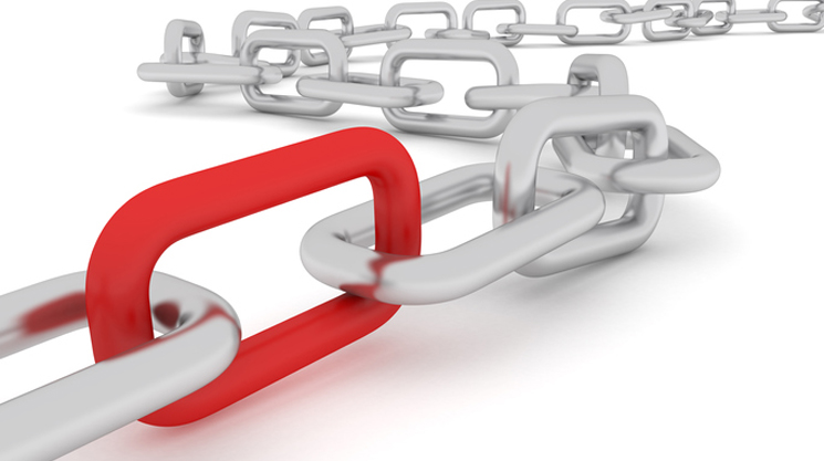 Strong link in the supply chain