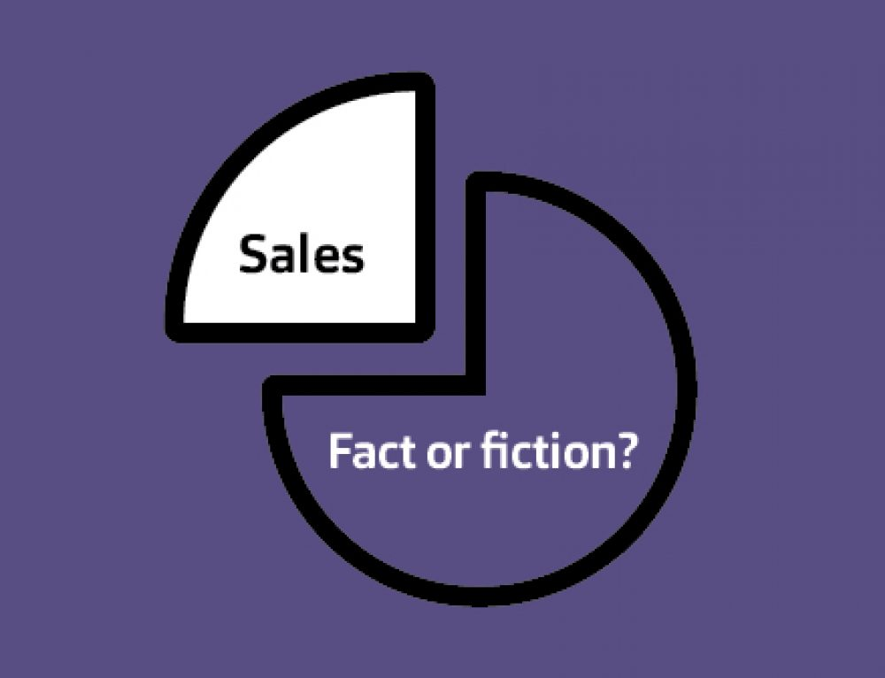 Fact or Fiction? The top 10 myths in sales
